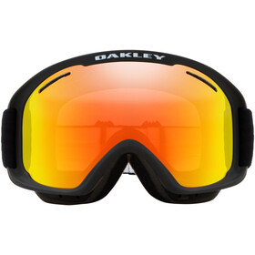 Oakley O Frame 2.0 Pro XM Gafas de Nieve Mujer, matte black/fire iridium & persimmon